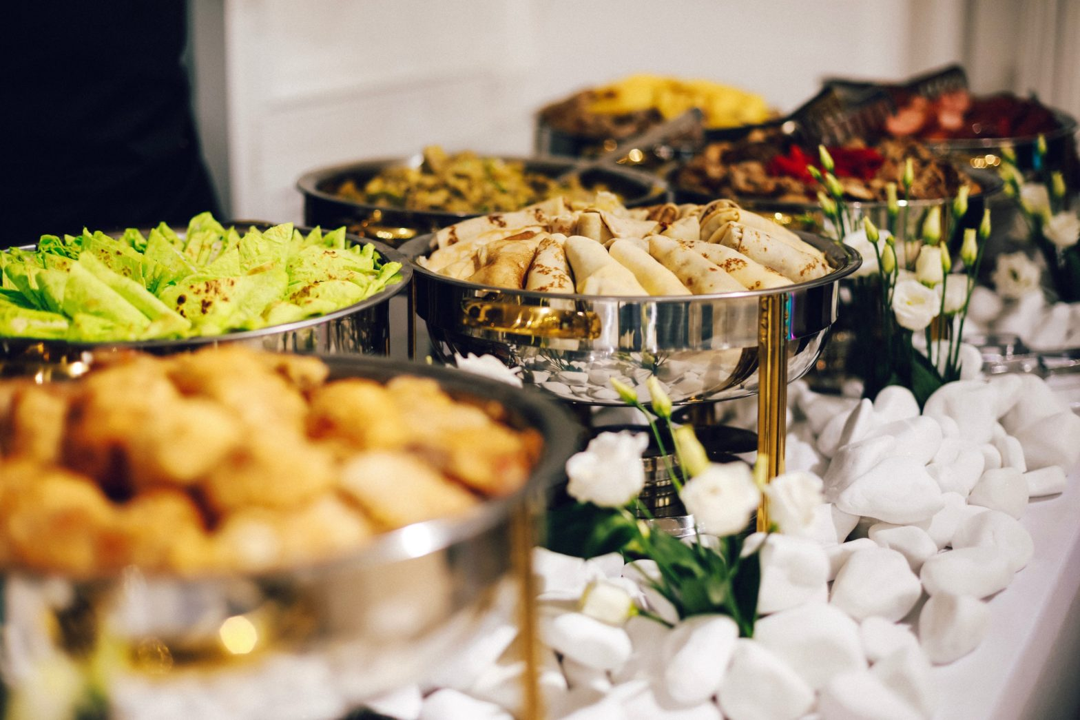 Benefits of Catering